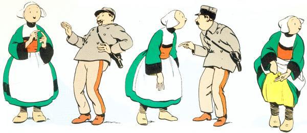 charade dessinateur français
