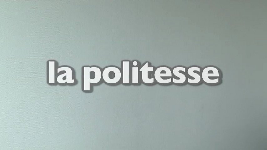 comble politesse