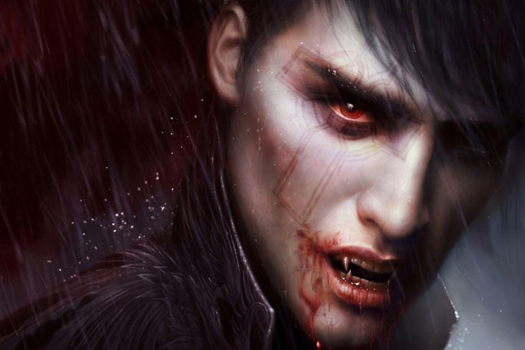 comble pour un vampire