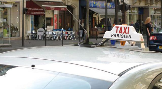 énigme du taxi et de la canne