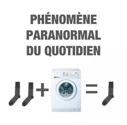 humour chaussette machine à laver