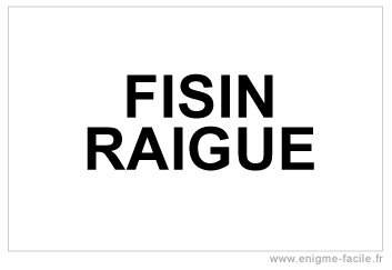 dingbat fisin raigue