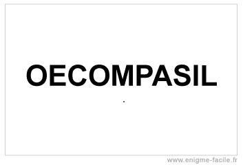 dingbat oecompasil oeil compas