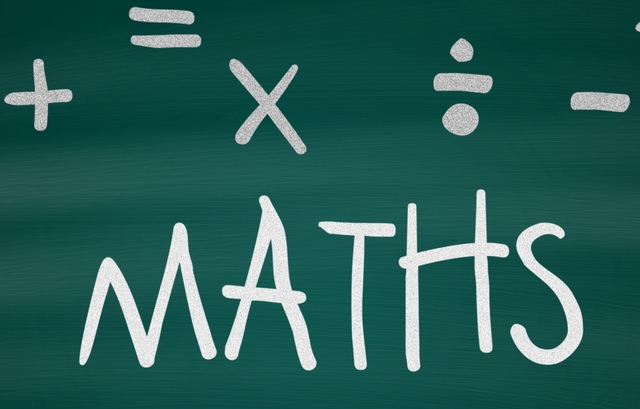 un peu de maths !