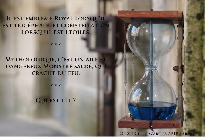 énigme du pere fouras embleme royal