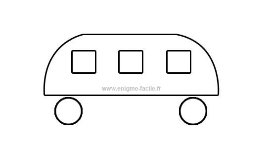 Dans Quel Sens Va Le Bus Enigme Facile