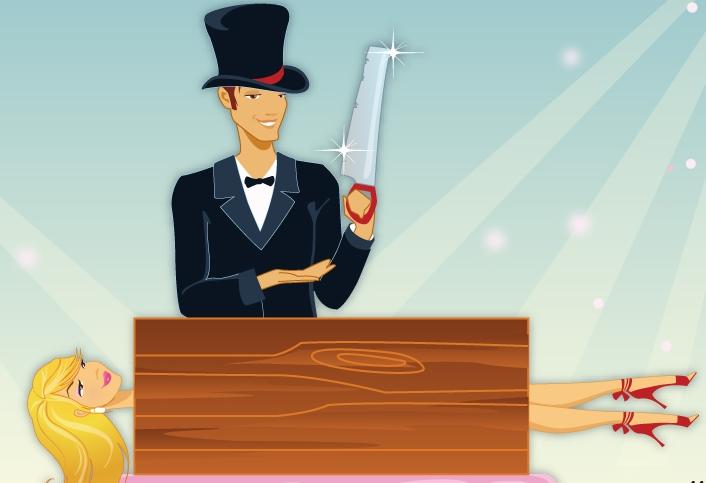 Explication de la femme coup e en deux magie enigme facile - Couper une video en deux ...