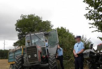 devinette gendarme tracteur