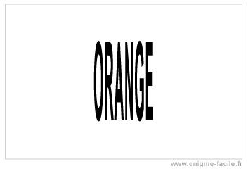 dingbat orange