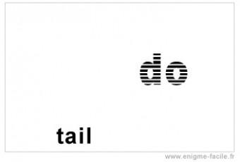 dingbat tail do