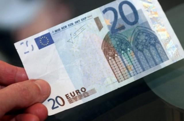 faux billet de 20 euros enigme
