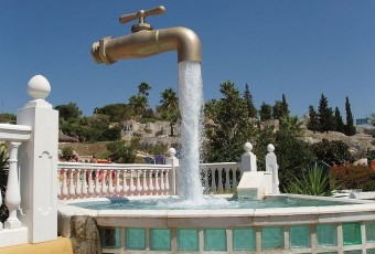 illusion robinet