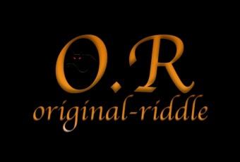original riddle