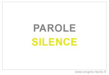 dingbat parole silence