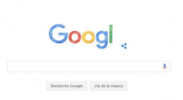 Capture d'écran Google.fr (07/03/2016)