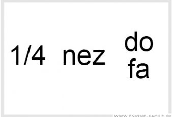 dingbat 1/4 nez do fa