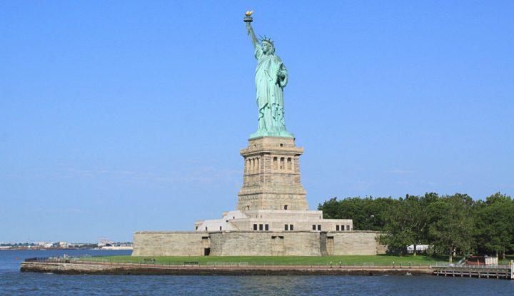 statue de la libert énigme
