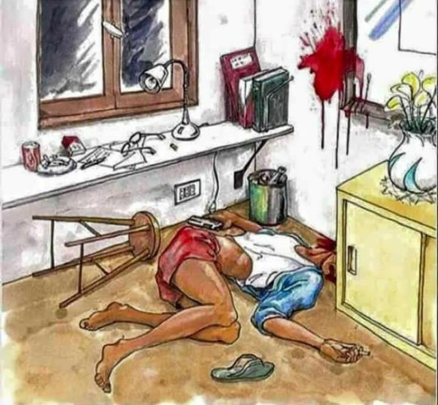 enigme meurtre ou suicide