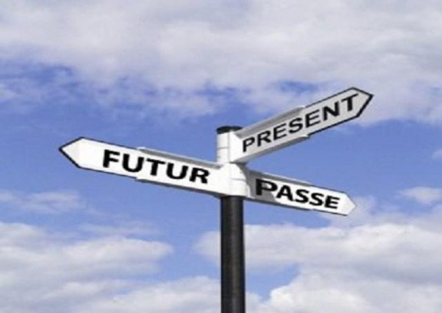 passé présent futur énigme