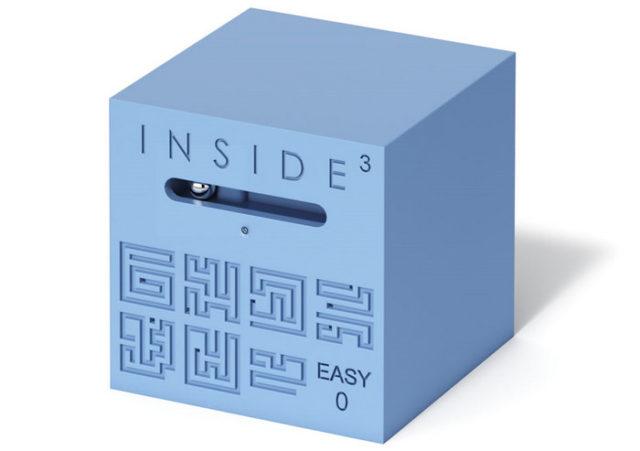 inside 3 labyrinthe 3d