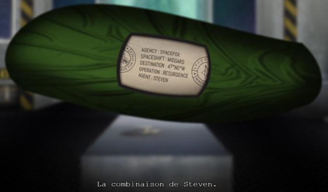 combinaison Steven