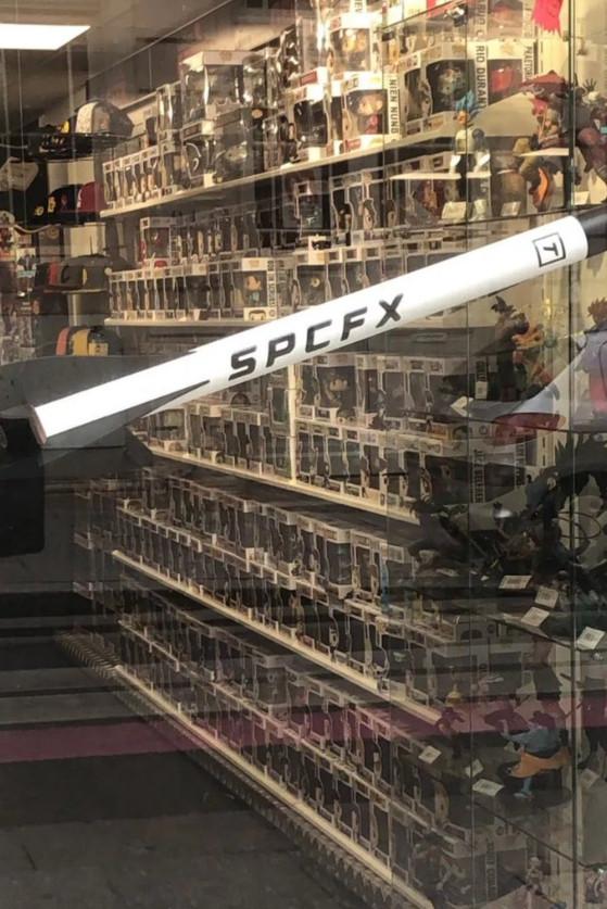 fusee spacefox 4