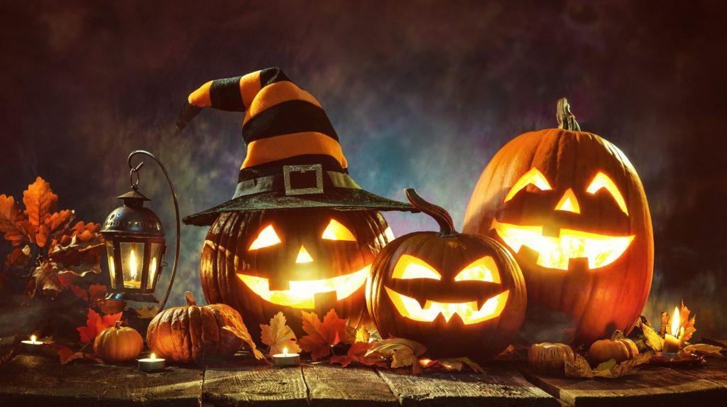 D/écorations Halloween Props Sonnette dhorreur Sorci/ère Electrique,Sonnette Effrayante avec Lumi/ère Up Eyeball Maisons Hant/ées Vampire Porte Bell Halloween Party Bar D/écorations 02