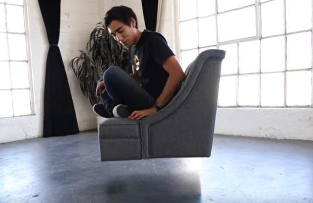 illusion optique meuble