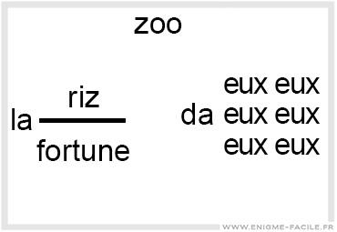 dingbat riz fortune zoo eux da
