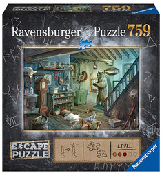 escape puzzle la cave de la terreur