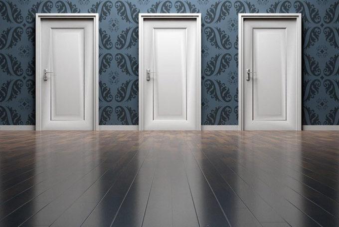 3 portes enigmes
