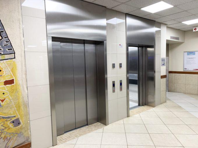 Ascenseur tasse enigme