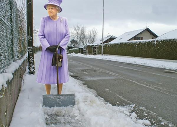 Enigme reine neige