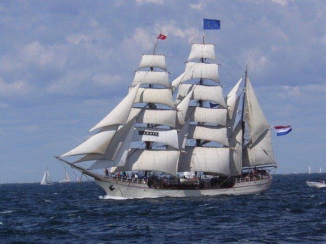 Comble marin