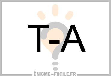 Dingbat T-A