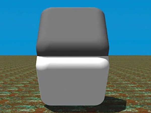 Illusion optique couleur
